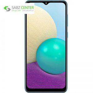 گوشی موبایل سامسونگ Galaxy A02 ظرفیت 64GB و رم 3GB