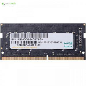 رم لپ تاپ DDR4 تک کاناله 2400 مگاهرتز اپیسر 8GB