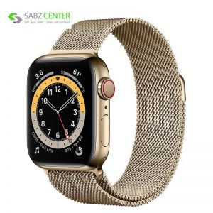 ساعت هوشمند اپل سری 6 Milanese Loop 44mm