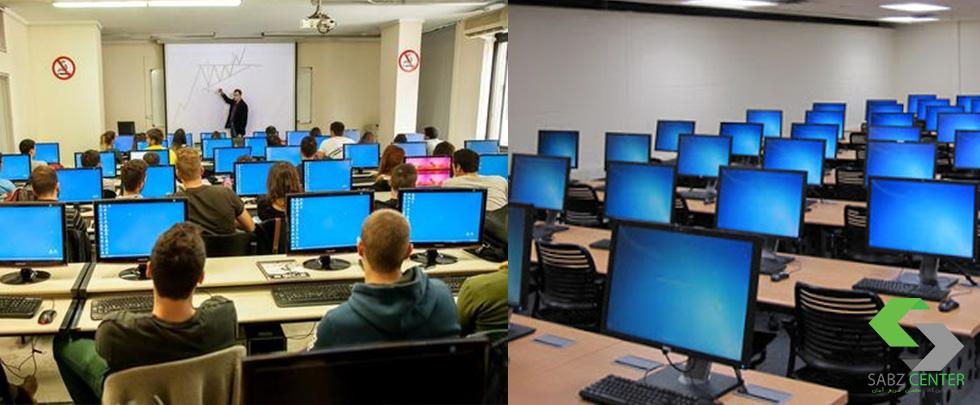 کاربرد کامپیوتر کوچک در آموزشگاه ها و سمینار ها و کارگاه های آموزشی