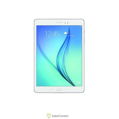 تبلت سامسونگ گلکسی تب ای 9.7 مدل SM-T555 - ظرفیت 16 گیگابایتی   Samsung Galaxy Tab A 9.7 SM-T555 4G - 16GB