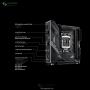 مادربرد ایسوس ASUS ROG Strix H470-I Gaming