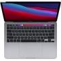 لپ تاپ 13 اینچی اپل مدل MacBook Pro MYD82 2020 همراه با تاچ بار  - 1