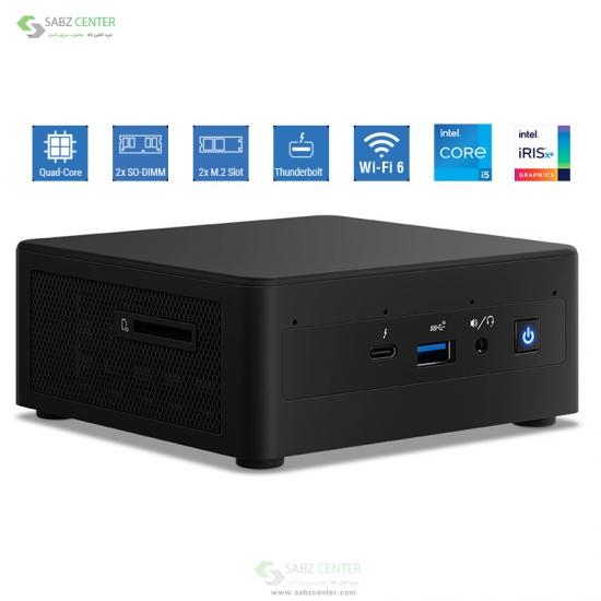 کامپیوتر کوچک اینتل Intel NUC 11 Pro NUC11PAHi5 Kit