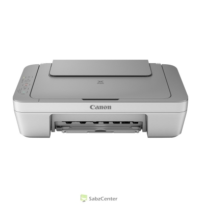 پرينتر جوهر افشان سه کاره کانن مدل PIXMA MG2440   Canon PIXMA MG2440 Inkjet Photo Printer