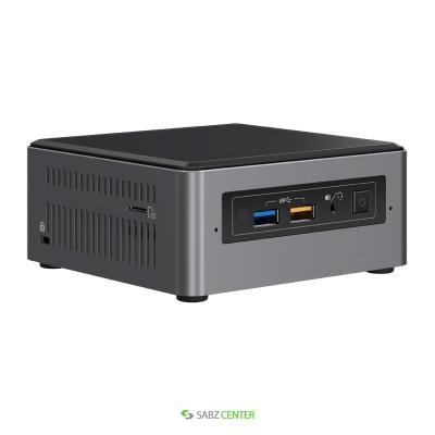 مینی پی سی اینتل نسخه اسمبل شده مدل NUC7i5BNH Assembled -G   مینی پی سی MINI PC Intel NUC7i5BNH -G i5-4-240GBSSD