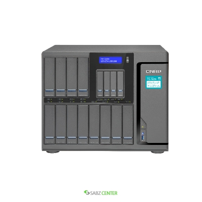 QNAP TS-1635 16-Bay Diskless NAS