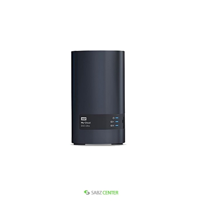 Western Digital My Cloud EX2 Ultra External Hard Drive - 0TB