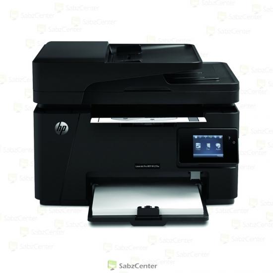 HP-LaserJet-Pro-MFP-M127fw-Multifunction