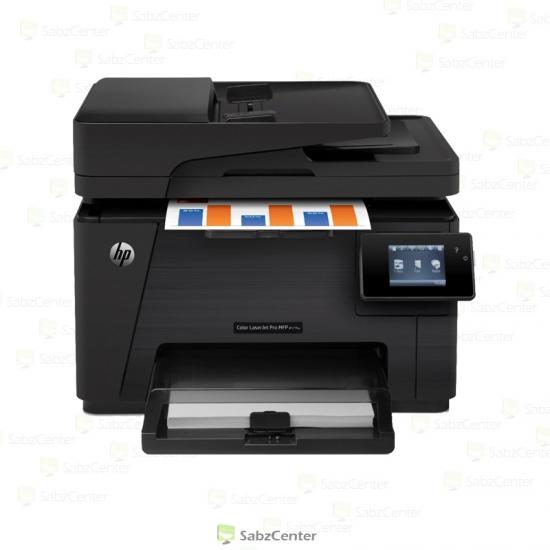 HP-LaserJet-Pro-MFP-M177fw-Multifunction