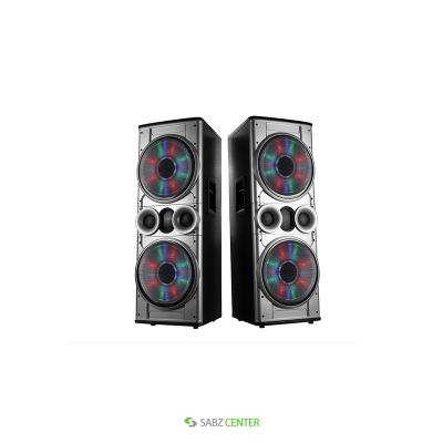 قیمت خرید و مشخصات فنی اسپيکر تسکو مدل TS 2080