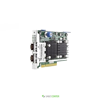 کارت شبکه دو پورت اچ پی مدل HP Lan 533FLR-T