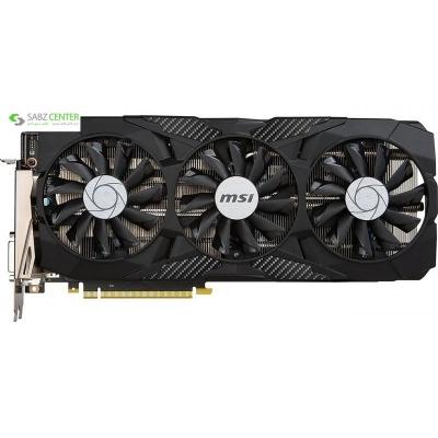 کارت گرافیک ام اس آی مدل GeForce GTX 1070 DUKE 8G OC  - 0