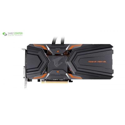 کارت گرافیک گیگابایت مدل AORUS GeForce GTX 1080 Ti Waterforce Xtreme Edition 11G Rev 1 - 0
