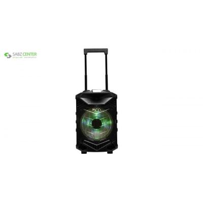 اسپیکر بلوتوث قابل حمل تسکو مدل TS-1900 | TSCO TS-1900 Trolley Bluetooth Speaker