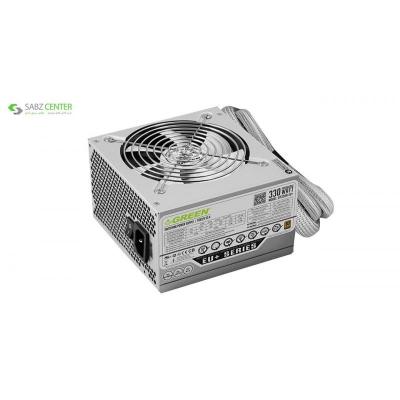 منبع تغذیه کامپیوتر گرین مدل GP330A-EU-PLUS - 0