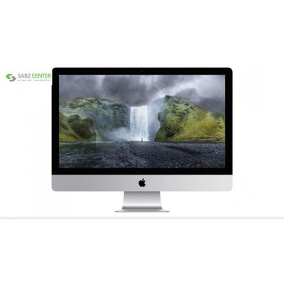 کامپیوتر همه کاره 21.5 اینچی اپل مدل iMac MNE02 2017 با صفحه نمایش رتینا 4K - 0