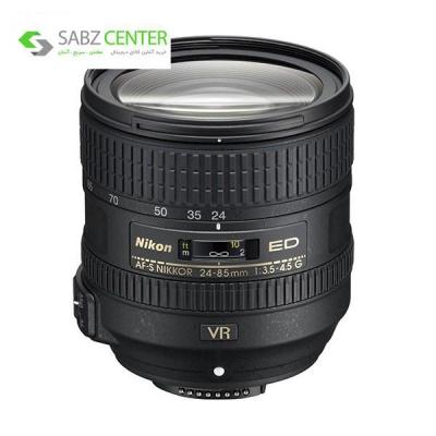 لنز نیکون مدل AF-S NIKKOR 24-85mm f/3.5-4.5G ED VR - 0