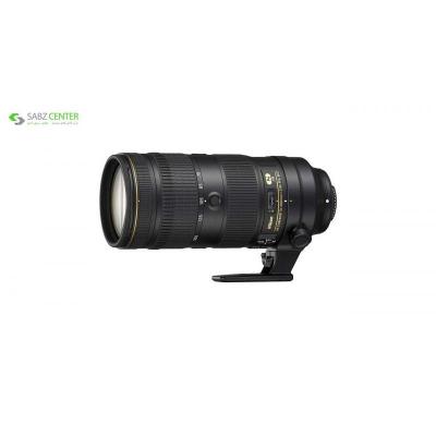لنز نیکون مدل AF-S NIKKOR 70-200mm f/2.8E FL ED VR - 0