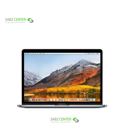 لپ تاپ 13 اینچی اپل مدل MacBook Pro MR9Q2 – 2018 همراه با تاچ بار |