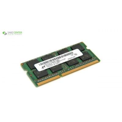 رم لپ تاپ میکرون مدل DDR3 PC3 12800S MHz ظرفیت 8 گیگابایت - 0