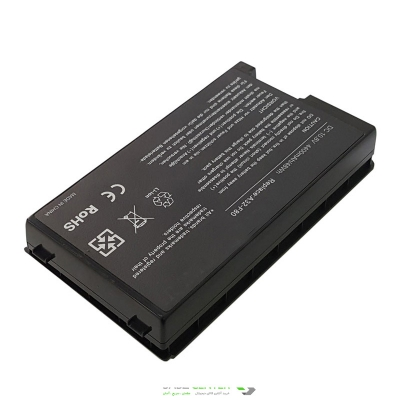 Battery Laptop ASUS F80-6Cell باتری لپ تاپ ایسوس |