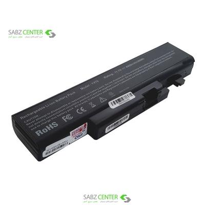 باتری لپ تاپ لنوو Ideapad Y470-Y570-6Cell