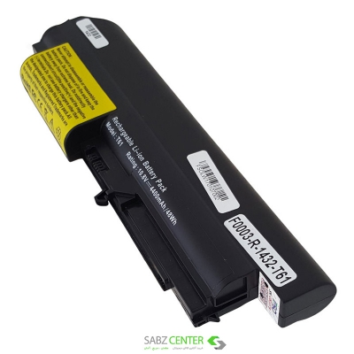 باتری لپ تاپ لنوو Thinkpad T61-R61-6Cell
