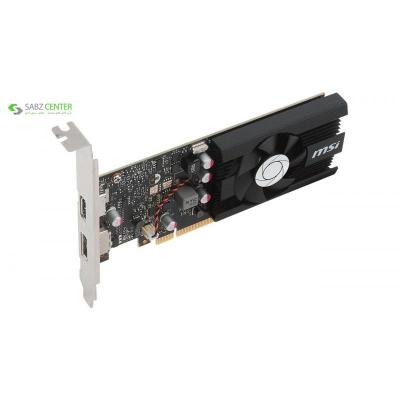 کارت گرافیک ام اس آی مدل GeForce GT 1030 2G LP OC  - 0