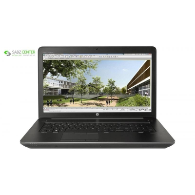 لپ تاپ 17 اینچی اچ پی مدل ZBook 17 G3 Mobile Workstation - B - 0