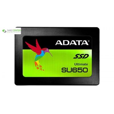 اس اس دی ای دیتا مدل SU650 ظرفیت 120 گیگابایت - 0