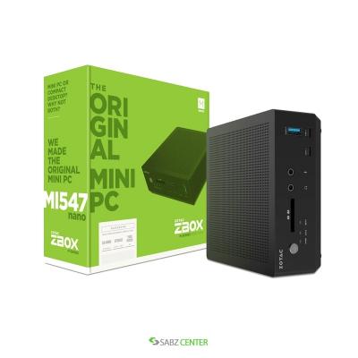 Zotac ZBOX-MI547 NANO MiniPC