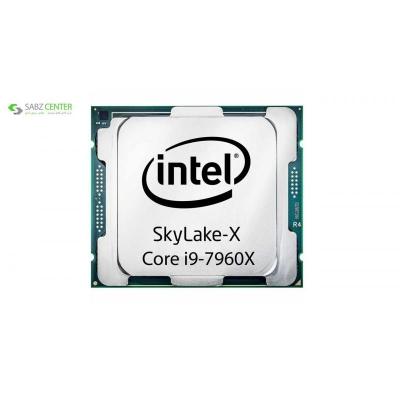 پردازنده مرکزی اینتل سری Skylake-X مدل i9-7960X - 0