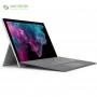 تبلت مایکروسافت مدل Surface Pro 6 - D به همراه کیبورد رنگ نقره ای  - 1