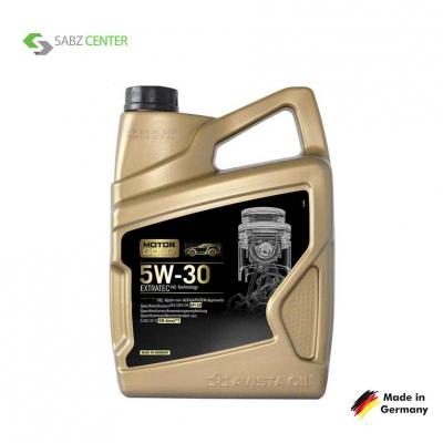 Avista-Motor-Gold-Extratec-5w30-Engine-Oil-4-L
