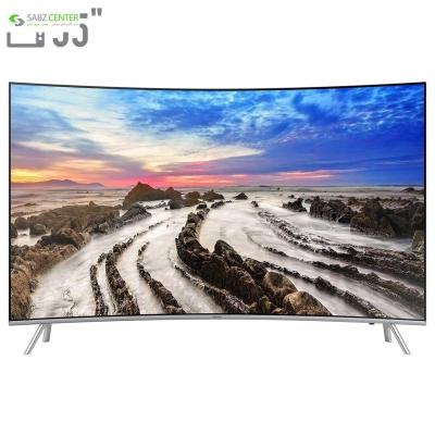 تلویزیون ال ای دی هوشمند خمیده سامسونگ مدل 55MU8995 سایز 55 اینچ Samsung 55MU8995 Curved Smart LED TV 55 Inch - 0