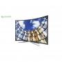 تلویزیون ال ای دی هوشمند خمیده سامسونگ مدل 55M6975 سایز 55 اینچ Samsung 55M6975 Curved Smart LED TV 55 Inch - 2