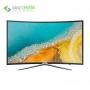 تلویزیون ال ای دی هوشمند خمیده سامسونگ مدل 49K6965 سایز 49 اینچ Samsung 49K6965 Curved Smart LED TV 49 Inch - 1