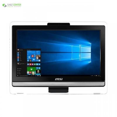کامپیوتر همه کاره 19.5 اینچی ام اس آی مدل Pro 20 EDT 6QC MSI Pro 20 EDT 6QC - 19.5 inch All-in-One PC - 0